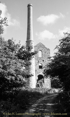 Killifreth Mine, Cornwall - August 08, 1989