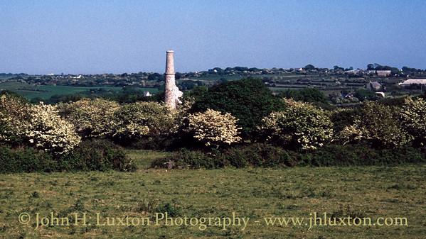 Killifreth Mine, Cornwall - May 27, 1990