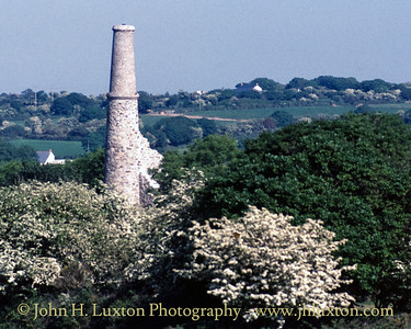 Killifreth Mine, Cornwall - May 27, 1990