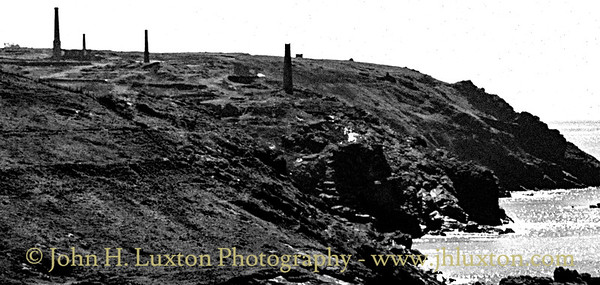 Levant Mine, Cornwall - April 12, 1988