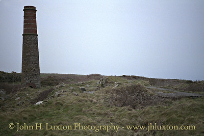 Levant Mine,  Cornwall - 1996