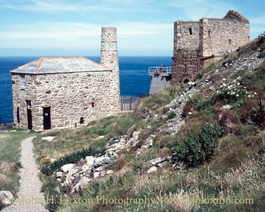 Levant Mine, Cornwall - August 17, 1987