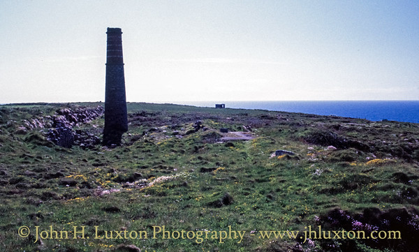 Levant Mine, Cornwall - May 31, 1988