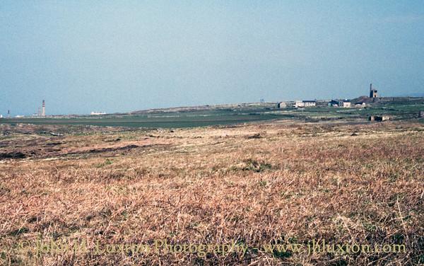Levant Mine, Cornwall - April 07, 1988