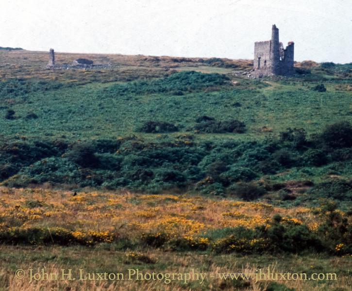 New Phoenix Mine, Cornwall - April 06, 1981