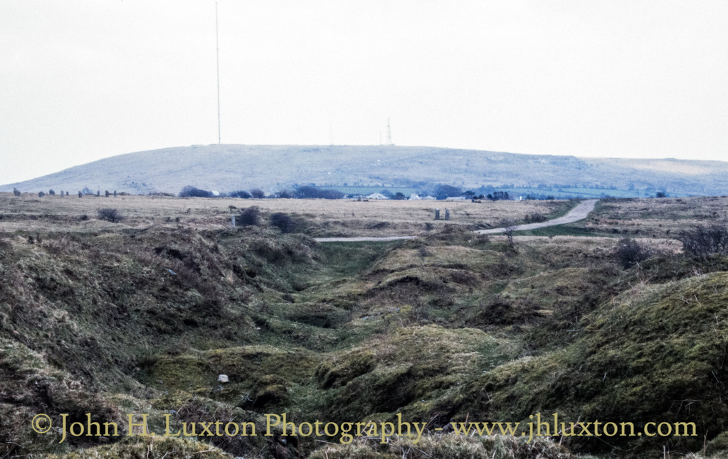 New Phoenix Mine, Cornwall - April 10, 1988