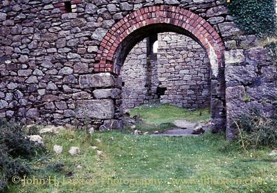 Phoenix United Mine, Minions, Cornwall - August 20, 1988