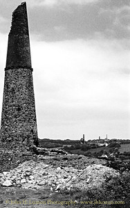 Poldice Mine, Cornwall - May 28, 1991