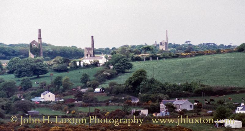 Poldice Mine, Wheal Unity, Cornwall - May 28, 1991
