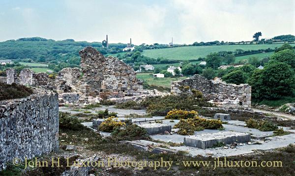 Poldice Mine, Cornwall - May 28, 1991