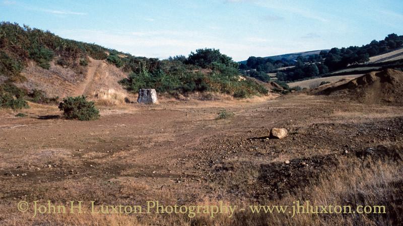 Ramsley Mine, Devon - August 10 , 1989