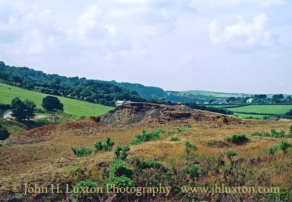 Ramsley Mine, Devon - August 1977
