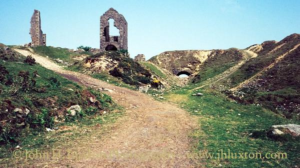 South Caradon Mine, Cornwall - May 1992