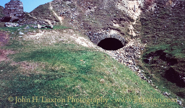 South Caradon Mine, Cornwall - May 1992