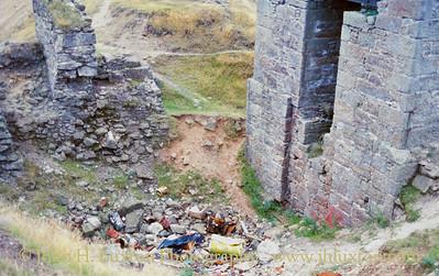 South Caradon Mine, Cornwall - September 07, 1986
