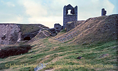 South Caradon Mine, Cornwall - September 07, 1986