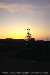 South Crofty Mine, Cornwall - April 16, 1995
