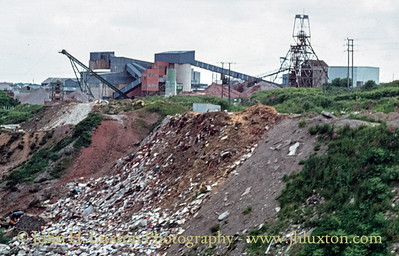 South Crofty Mine, Cornwall - July 01, 1979