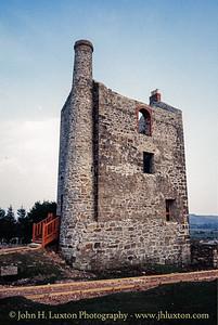 South Phoenix Mine, Cornwall - April 1995