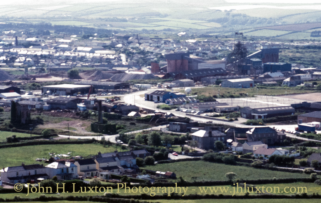 South Tincroft Mine, Cornwall - May 03, 1989