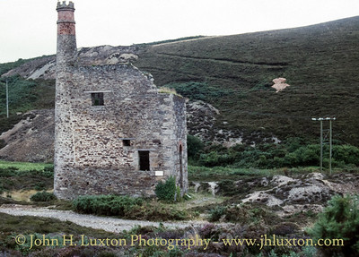 Wheal Ellen, Cornwall - August 21, 1988