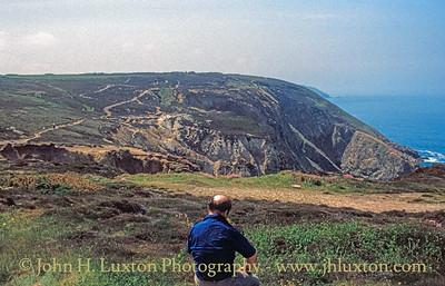 Wheal Prudence, Cornwall - May 30, 1990