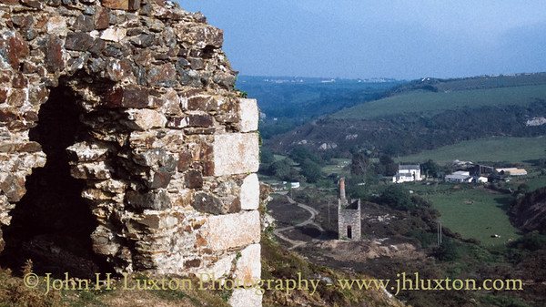 Wheal Ellen, Cornwall - August 28, 1988