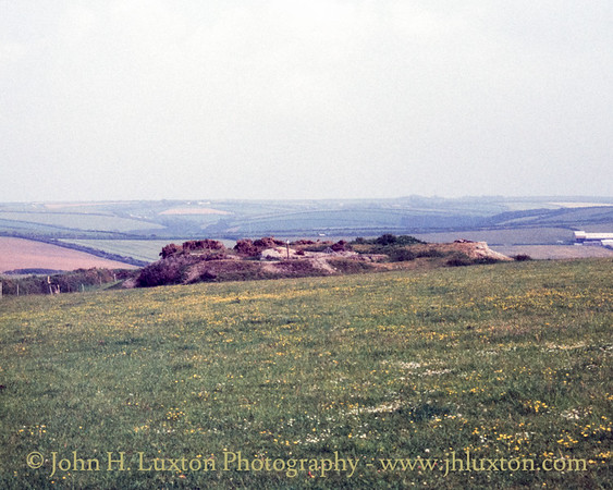 Wheal Good Fortune, Cornwall - June 01, 1990