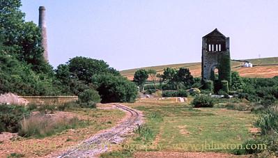 East Wheal Rose, Cornwall - June 23, 1983