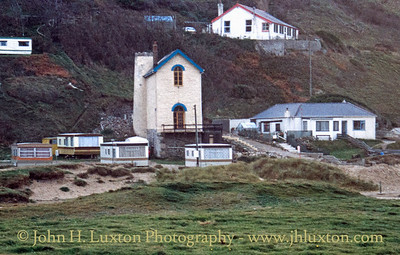 Wheal Lushington, Cornwall - September 01, 1990