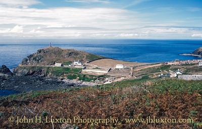 Cape Cornwall Mine - April 03, 1989