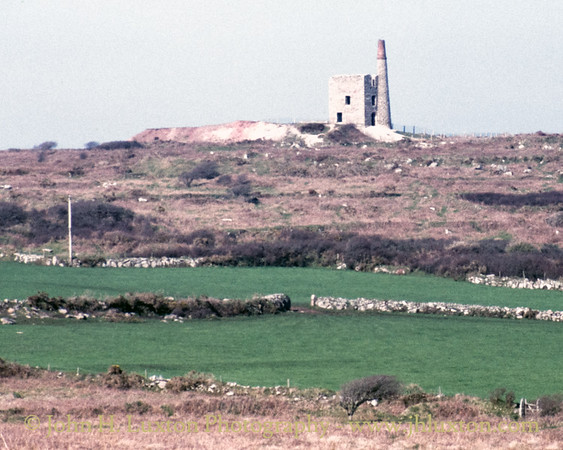 Ding Dong Mine, Cornwall - April 12, 1988