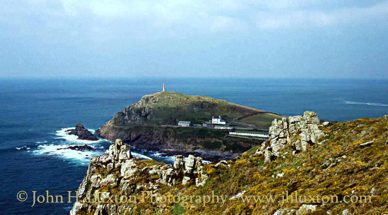 Cape Cornwall Mine - April 03, 1989