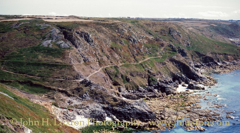 Hermon Mine, Cornwall - April 03, 1989
