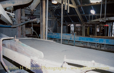 Tolgus Tin Mill, Cornwall - June 01, 1990
