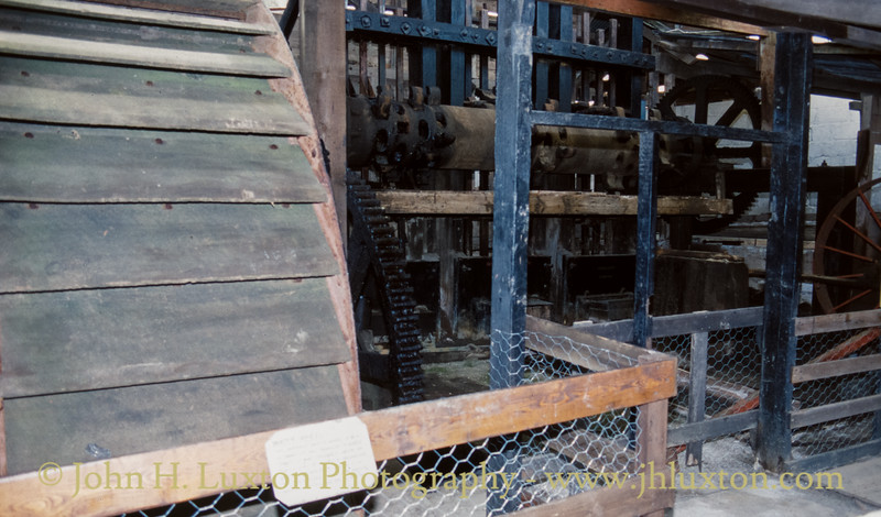 Tolgus Tin Mill, Cornwall - June 01, 1990