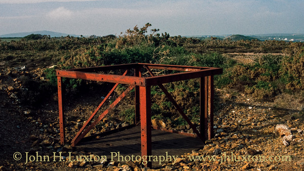 Tywarnehayle Mine, Cornwall - May 31, 1990