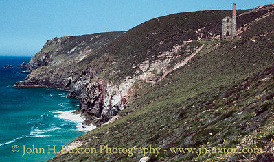 Wheal Coates, Cornwall - June 08, 1984