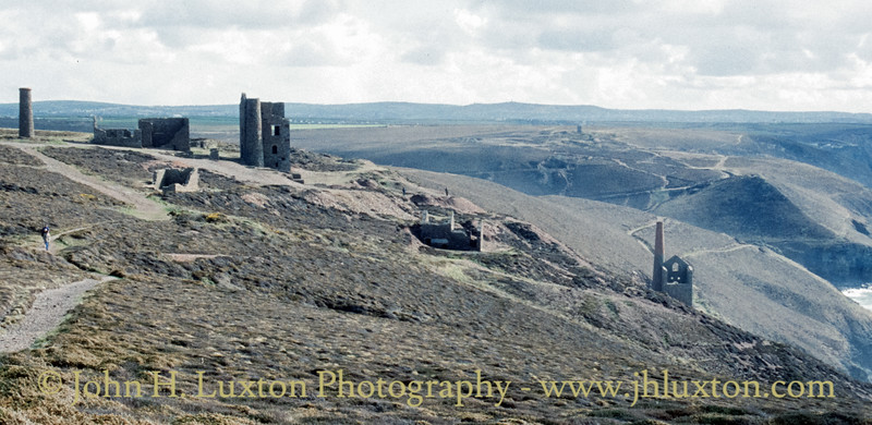 Wheal Coates, Cornwall - April 30, 1990