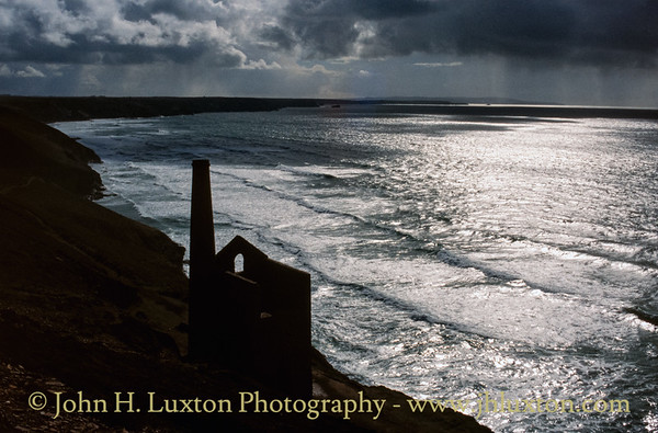 Wheal Coates, Cornwall - April 30, 1990