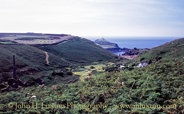 Wheal Owles, Cornwall - August 16, 1988