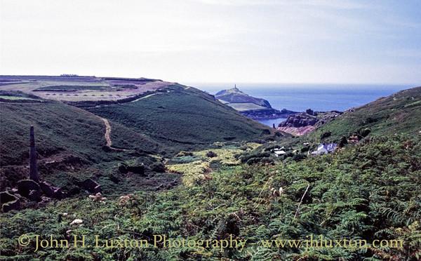 Wheal Owles, Cornwall - August 16, 1988