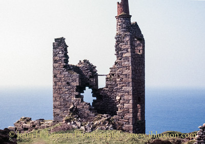Wheal Owles, Cornwall - April 07, 1988