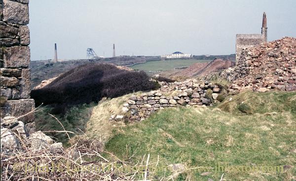 Wheal Owles, Cornwall - April 07, 1988