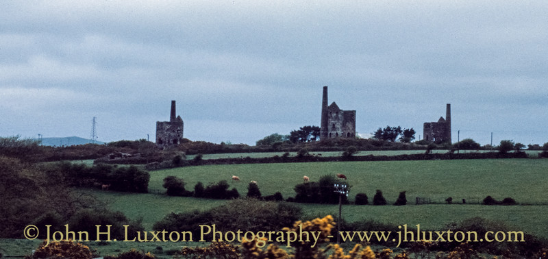 Wheal Peevor, Cornwall - May 05, 1981
