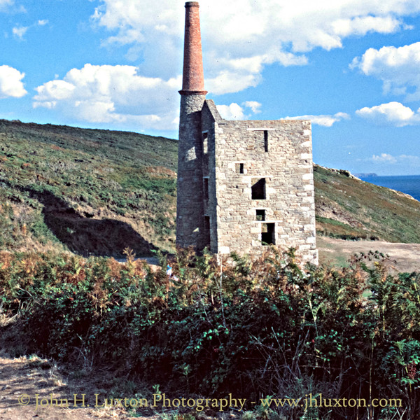 Wheal Prosper, Cornwall - September 01, 1989