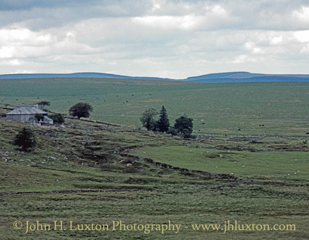 Whiteworks Tin Mine, Dartmoor, Devon - August 24, 1984