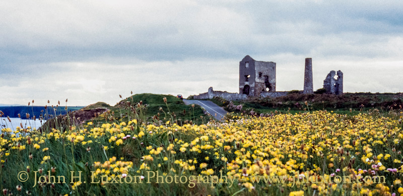 Knockmahon Mines, County Waterford - May 25, 1998