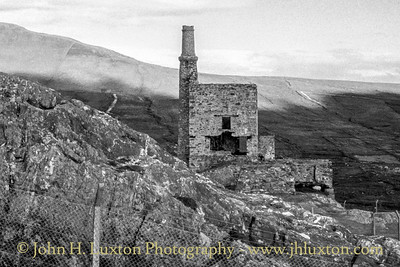Allihies Copper Mines: The Mountain Mine, County Cork - May 26, 1998