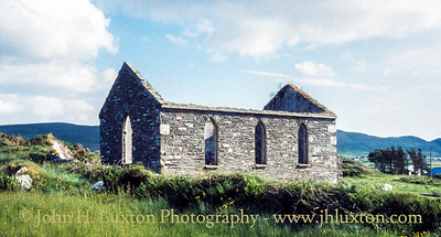 The Cornish Miners' Chapel, Allihies - May 26, 1998